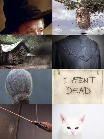 Granny Weatherwax by Lily | We Heart It