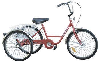 Adult 3 Wheel Trikes Summit Standard Steel 24 Trike Walt S Cycle