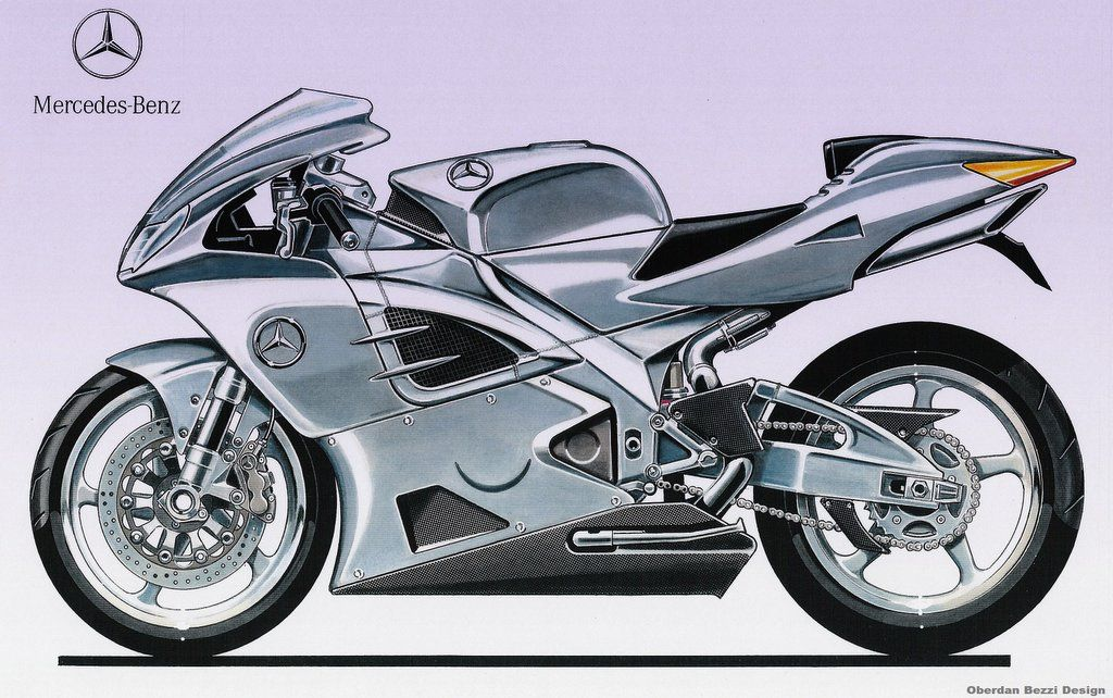 Mercedes optie ritme pinterest for Mercedes benz motorcycle