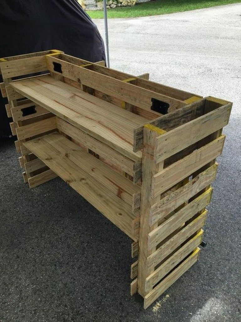 30 Smart Diy Wooden Pallet Bar Designs That Easy To Make