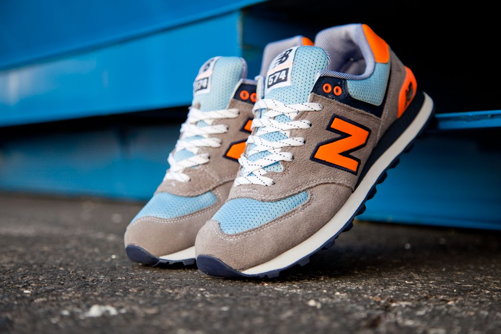 new balance 574 kicksonfire