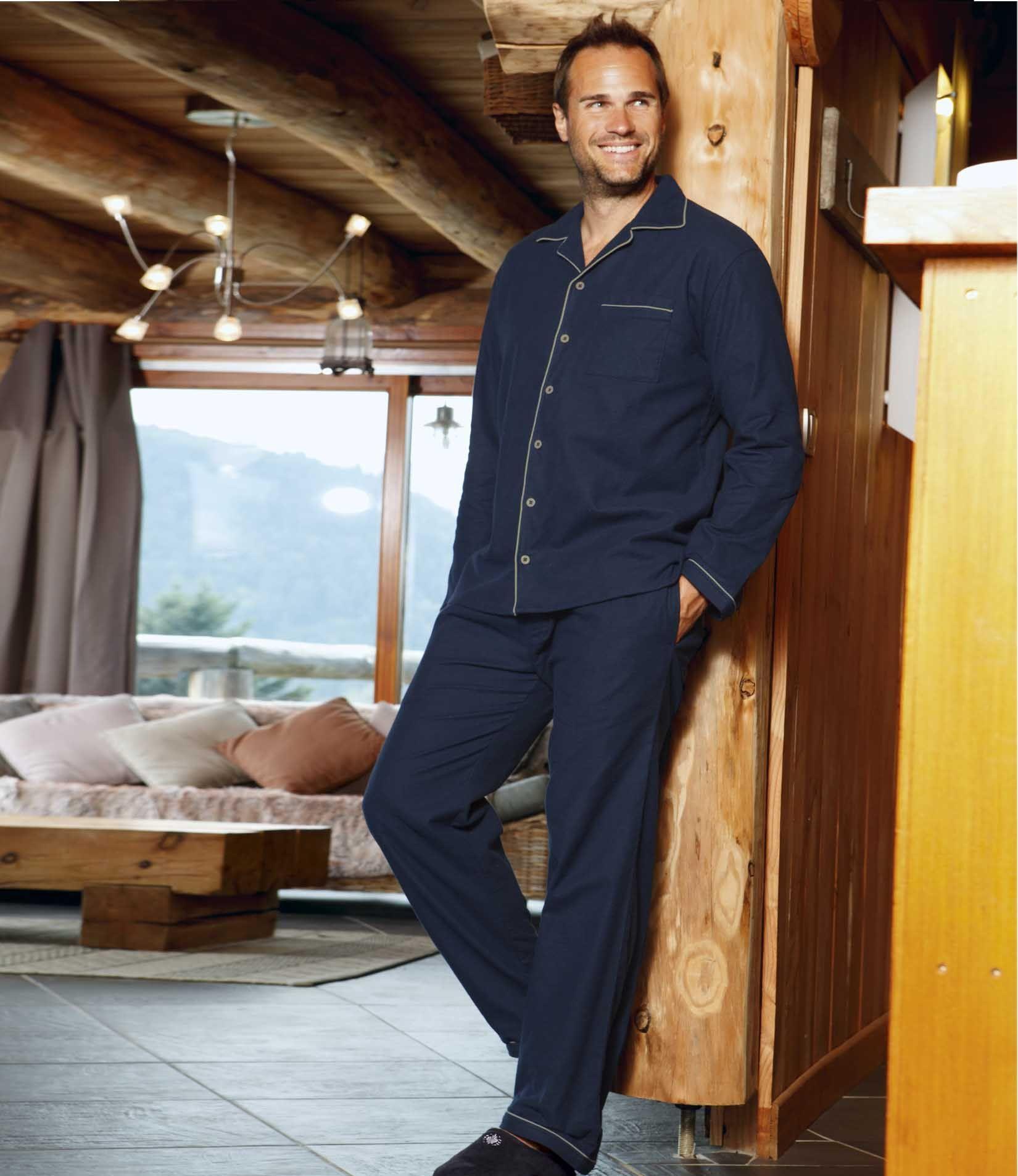 Pyjama Flanelle Grande Tradition  #discount#promo#atlasformen#formen#shopping#casual