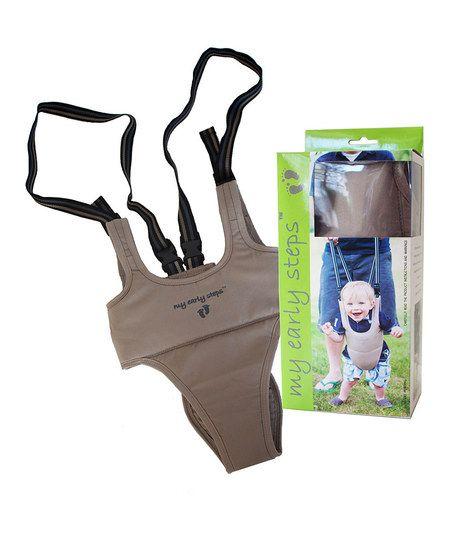 Tan My Early Steps Baby Walker Baby Walker Kids Gear Baby Wish List