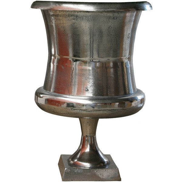 Brucs Small Metal Vase 690 Cad Liked On Polyvore Featuring Home