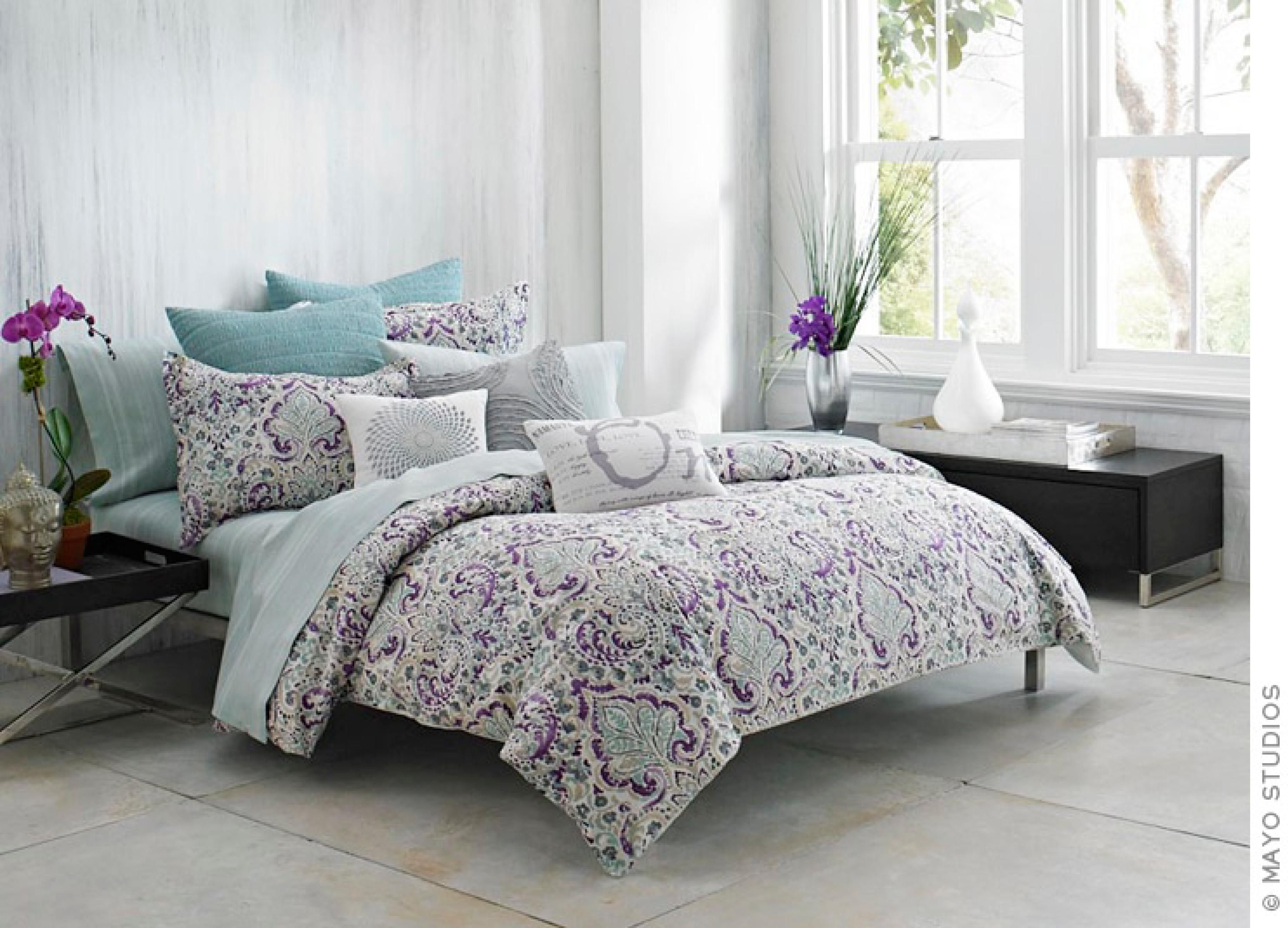 Mystic Organic Bedding Collection By Portico Amp Under The