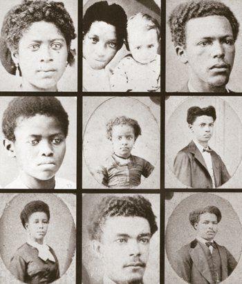 """O Museu Afro Brasil recebe a exposição """"O Olhar de Militão Augusto de Azevedo – Cidadãos negros livres no estúdio do fotógrafo"""" A mostra e fica em cartaz até o dia 27 de junho, com entrada Catraca Livre."""