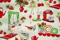 1950s style kitchen curtains bing images doublecurtainsideas rh pinterest com Country Style Kitchen Curtains Green Kitchen Curtains