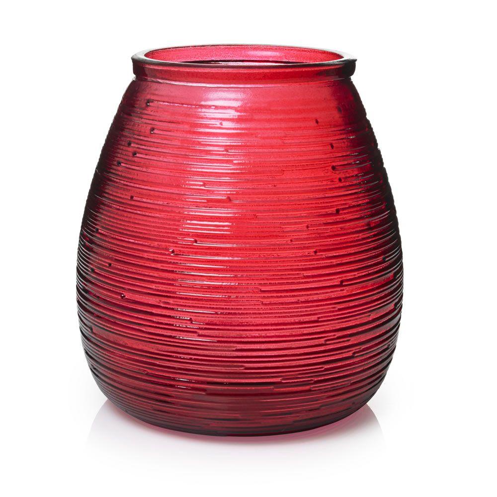 Wilko rib glass vase red lounge pinterest glass wilko rib glass vase red reviewsmspy