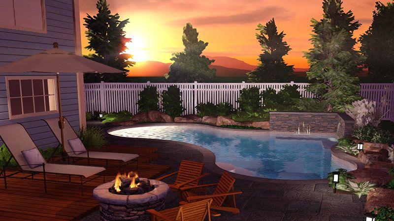Pool Studio The Best 3d Swimming Pool Design Software Swimming Pool Designs Pool Designs Landscape Design Software