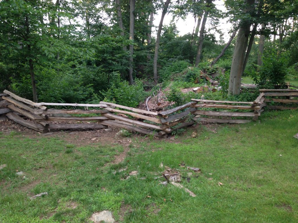 Colonial Style Split Rail Fence Split Rail Fence Rail Fence