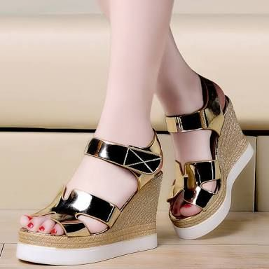 Image result for zapatos de moda con tacon grueso