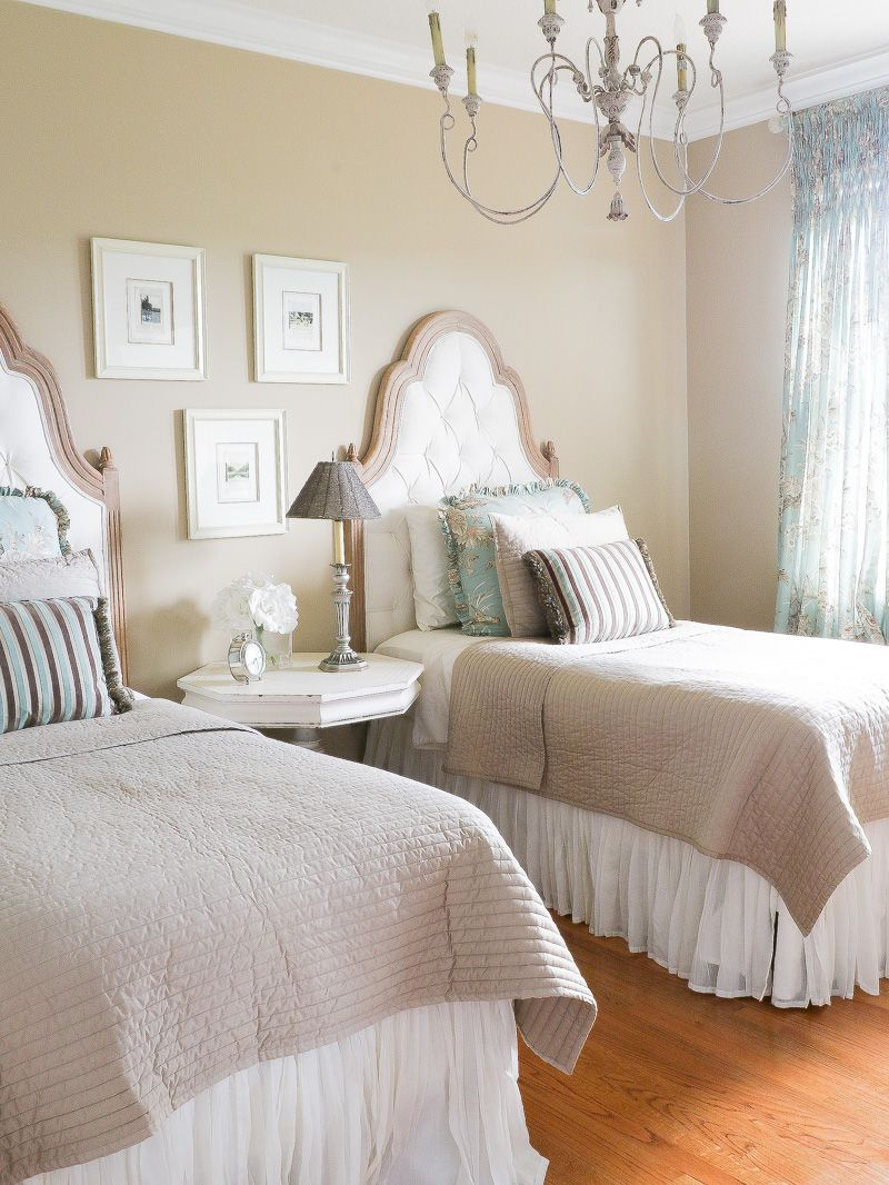 Französisch Land Schlafzimmer #Schlafzimmer | Schlafzimmer ...