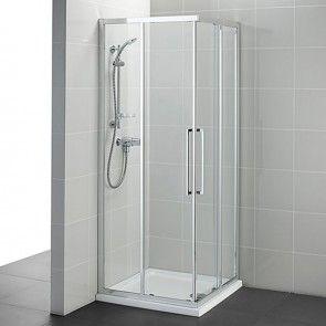 Ideal Standard Kubo Corner Entry Shower Enclosure 900 X 900mm T7364eo Shower Enclosure Locker Storage Shower Room