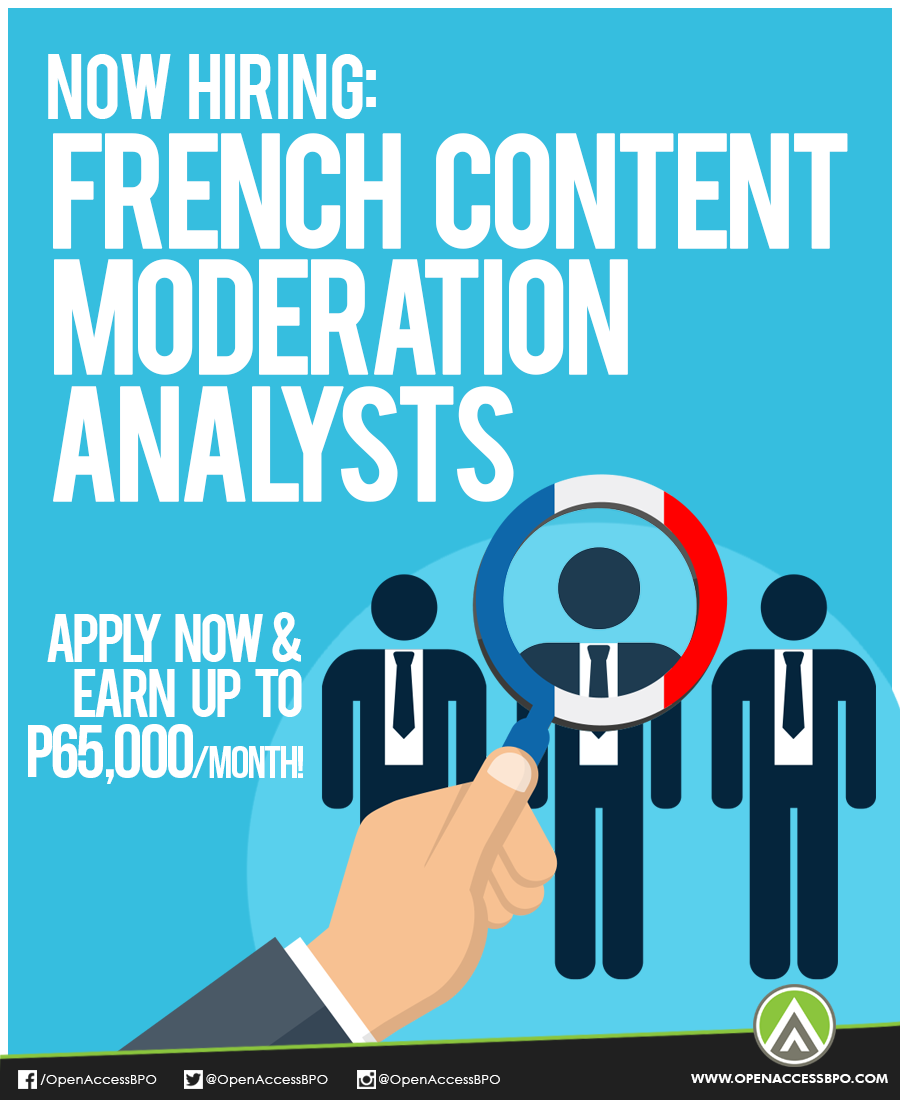 French Support Desk Agents Bpo, Supportive, How to apply