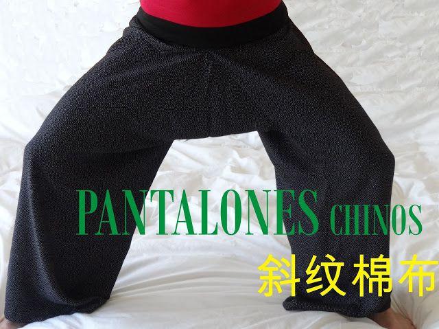 diario de naii: Sewatubola Pantalones Chinos