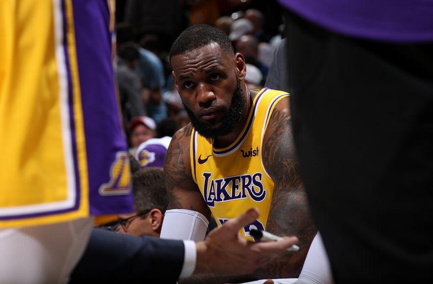 9128154ac68 Los Angeles  Lakers  3 Takeaways from an awful loss to Atlanta  Hawks  NBA   LakeShow  TrueToAtlanta
