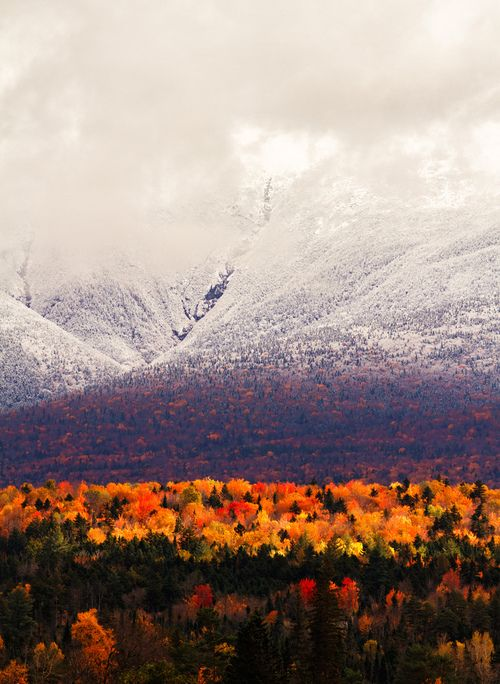 Mount Washington, New Hampshire, USA