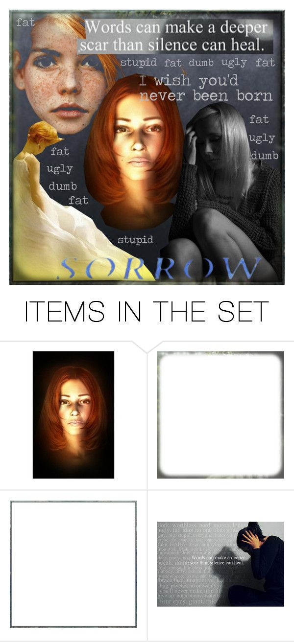"""""""Words"""" by rainingviolets ❤ liked on Polyvore featuring art"""
