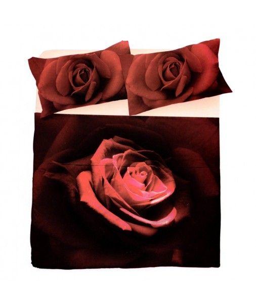 Trapuntino rose azzurro 142,00€ cose di casa piazza scuole, 5 38018 molveno (tn) t +39 0461 586606. Lenzuola Matrimoniali Con Rose Rosse