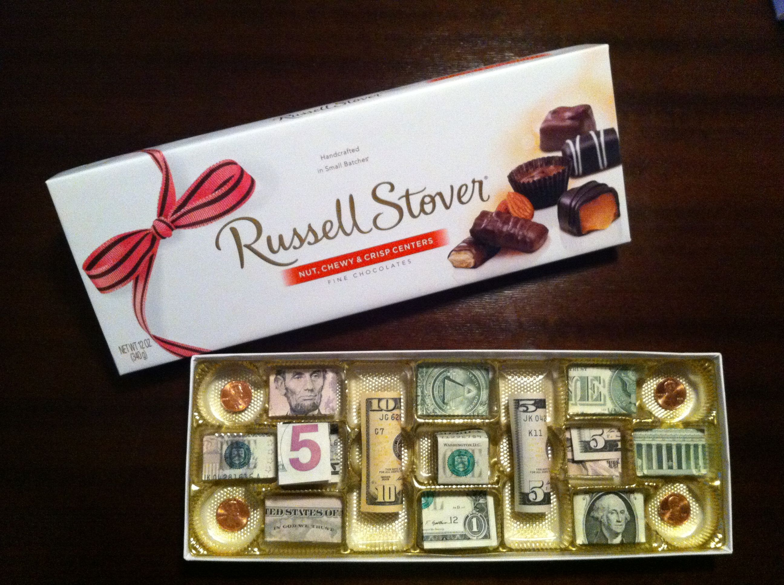 Cute Way To Give Money As A Gift Money Creative Money