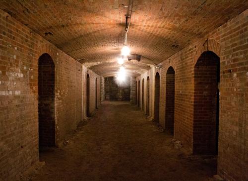 Indianapolis Underground Tunnels