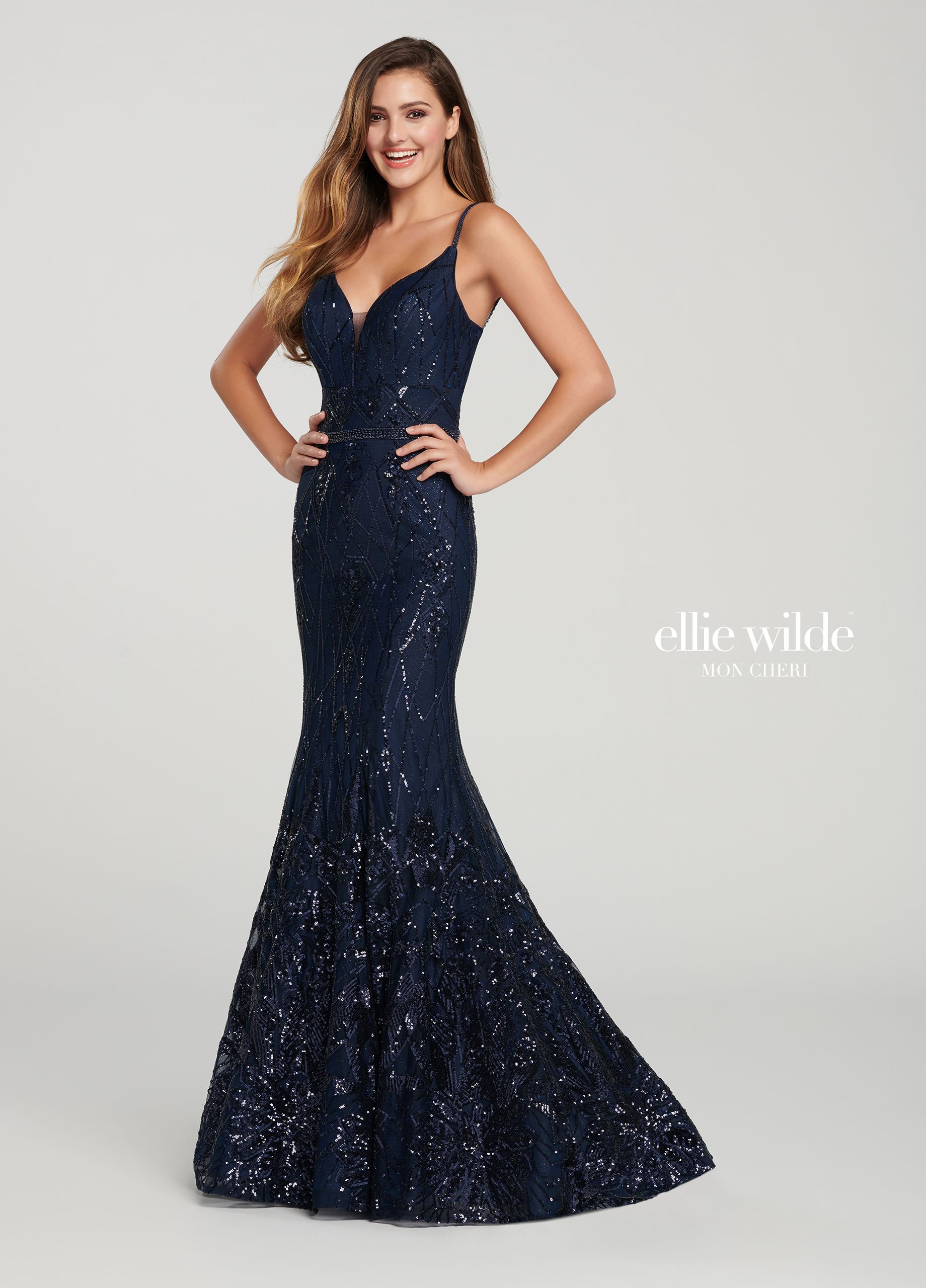 2019 Ellie Wilde by Mon Cheri prom dresses at Modern Bride in NH ... 7973c9c45