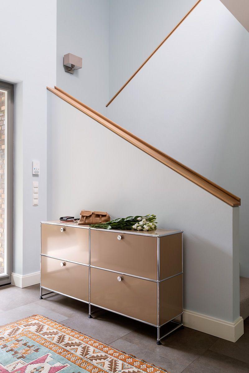 Gäertner Internationale Möbel #Treppenhaus #Eingangsbereich #USM Halleru2026