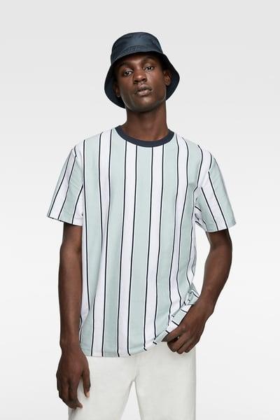 51e22e32c7 Men's T-shirts | New Collection Online | ZARA United States ...
