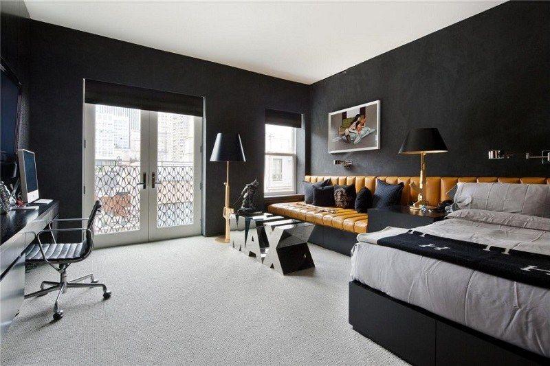 chambre style new york, idées à thème londres et voyages! | york