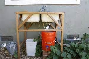 Outdoor Sink Drainage Outdoor Sinks Diy Outdoor Diy Outdoor Kitchen