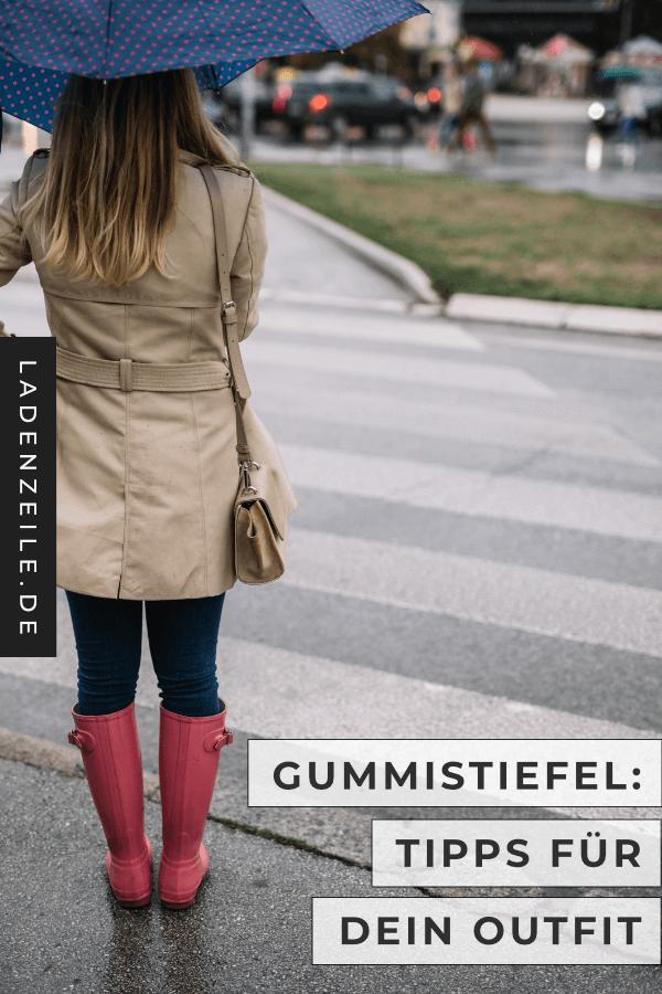 Mit Trenchcoat Gummistiefel Herbstoutfits Kombinierenℒ SVLqGzMUp