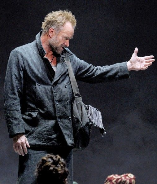 Sting Photo - 'Welcome To The Voice' Opera In Paris