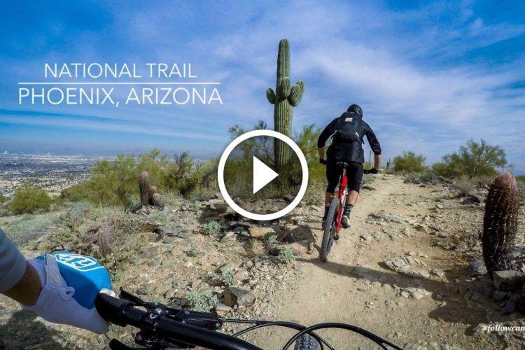 Mountain Bike Trails In Phoenix
