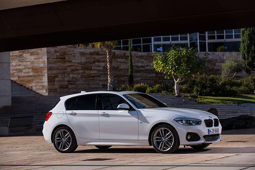 BMW Presents New And Door Series Model Range Projects To - Bmw 135i price range