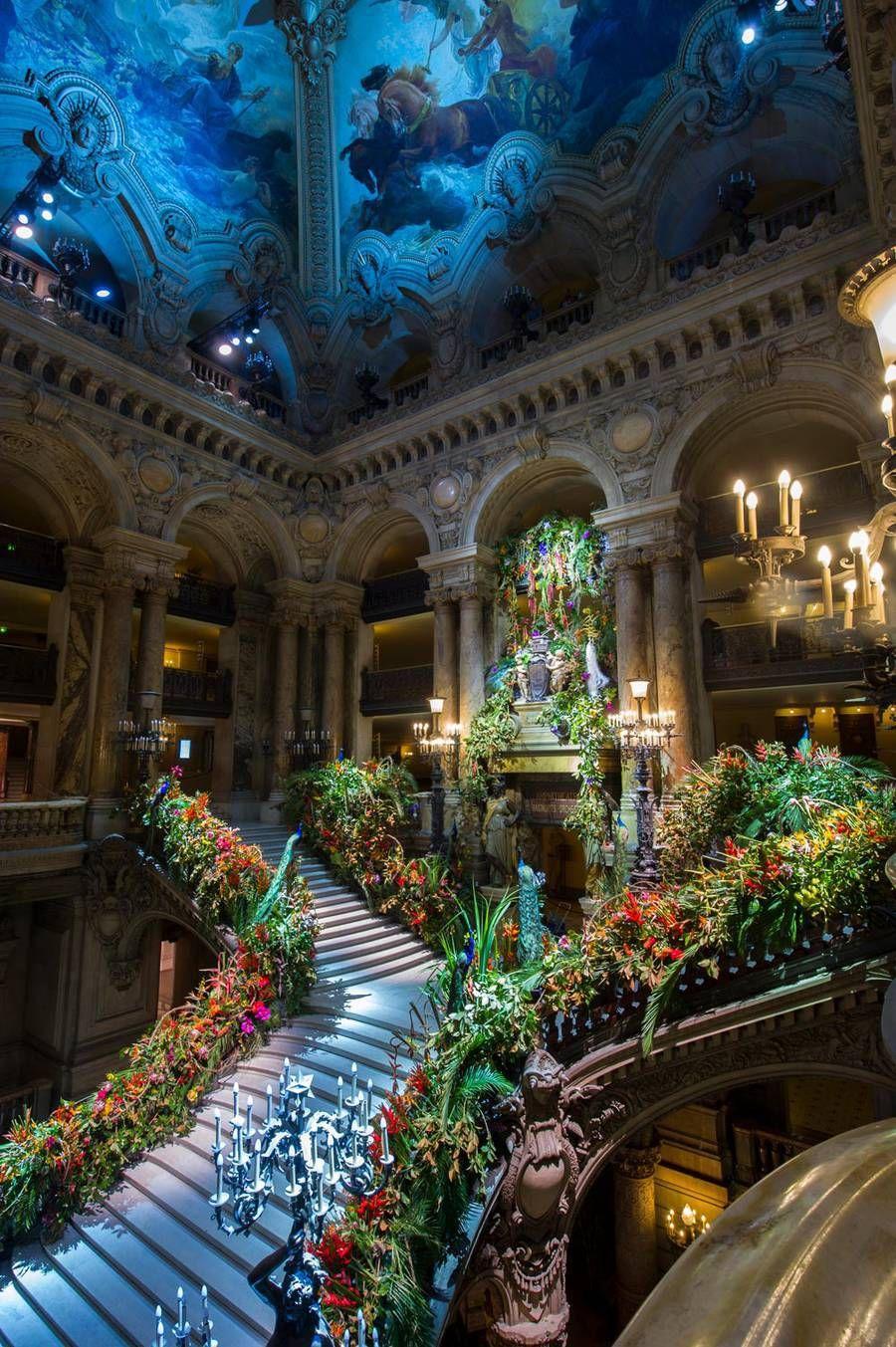 Opera de Paris Opening Gala for Season 16/17