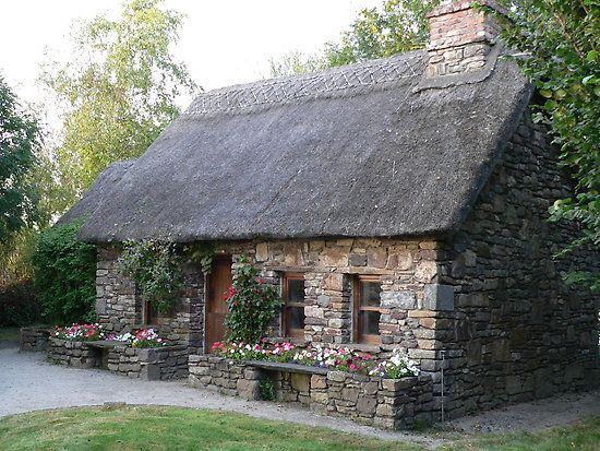 Rock Cottage Stone House Revival Stone Cottages Stone House Plans