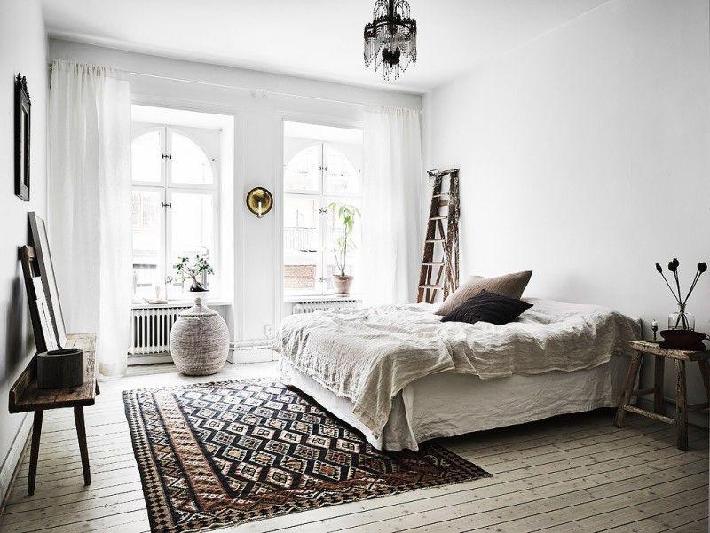 Chambre cosy blanc nordique lili in wonderland 2