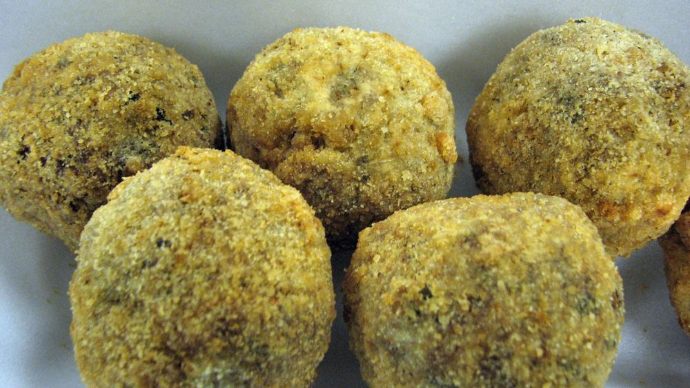 Boudin balls by joy wooley recipe boudin balls food
