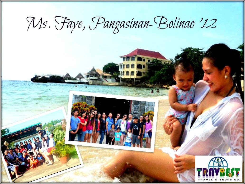Faye Dimayuga, Pangasinan '12