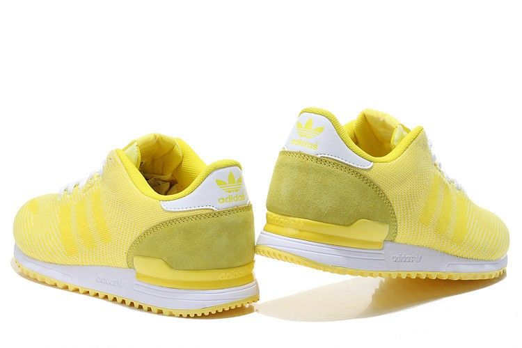 sale retailer 8bd48 41d32 ... inexpensive adidas originals zx 700 weave womans running shoes b35574  yellow 7d782 41f41