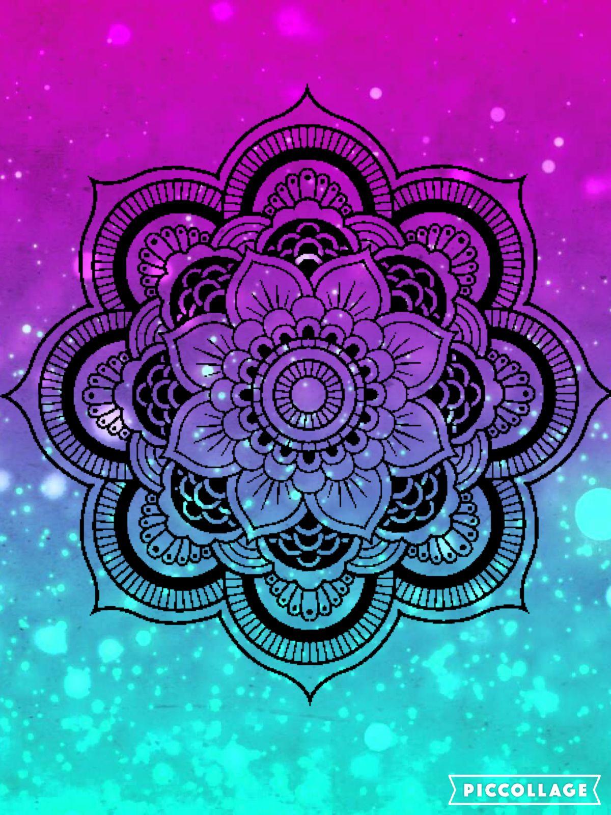 Pin de Luciana en Backgrounds | Fondos de pantalla tumblr, Mandala fondo de  pantalla, Mandala fondos