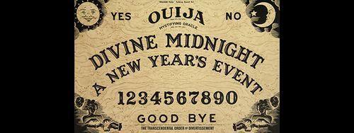 NYE 2014 Ouija Invite