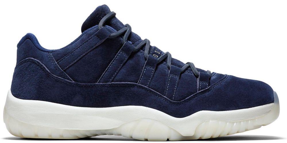 eBay  Sponsored Nike Air Jordan 11 XI Retro Low RE2PECT Derek Jeter Respect  AV2187- a0e8c6915
