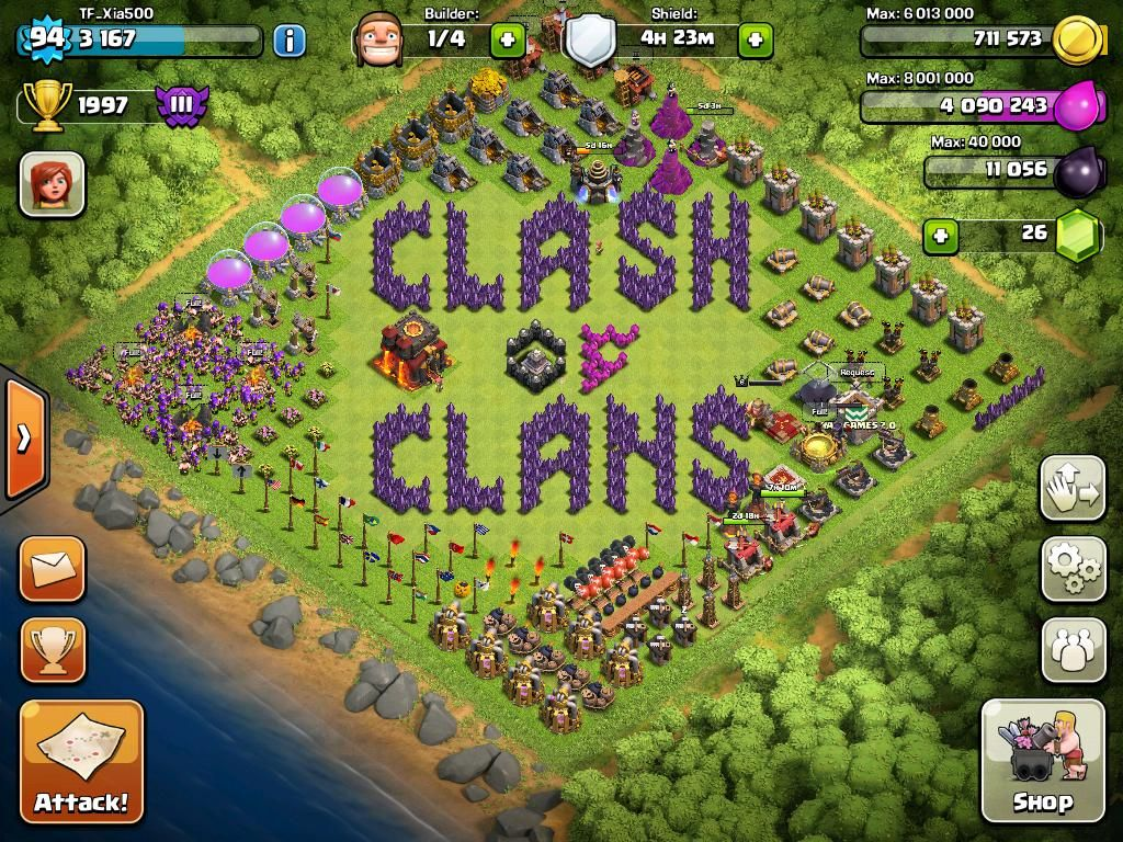 Tips Coc Tripgames Net Clash Of Clans Cheats Android Ios