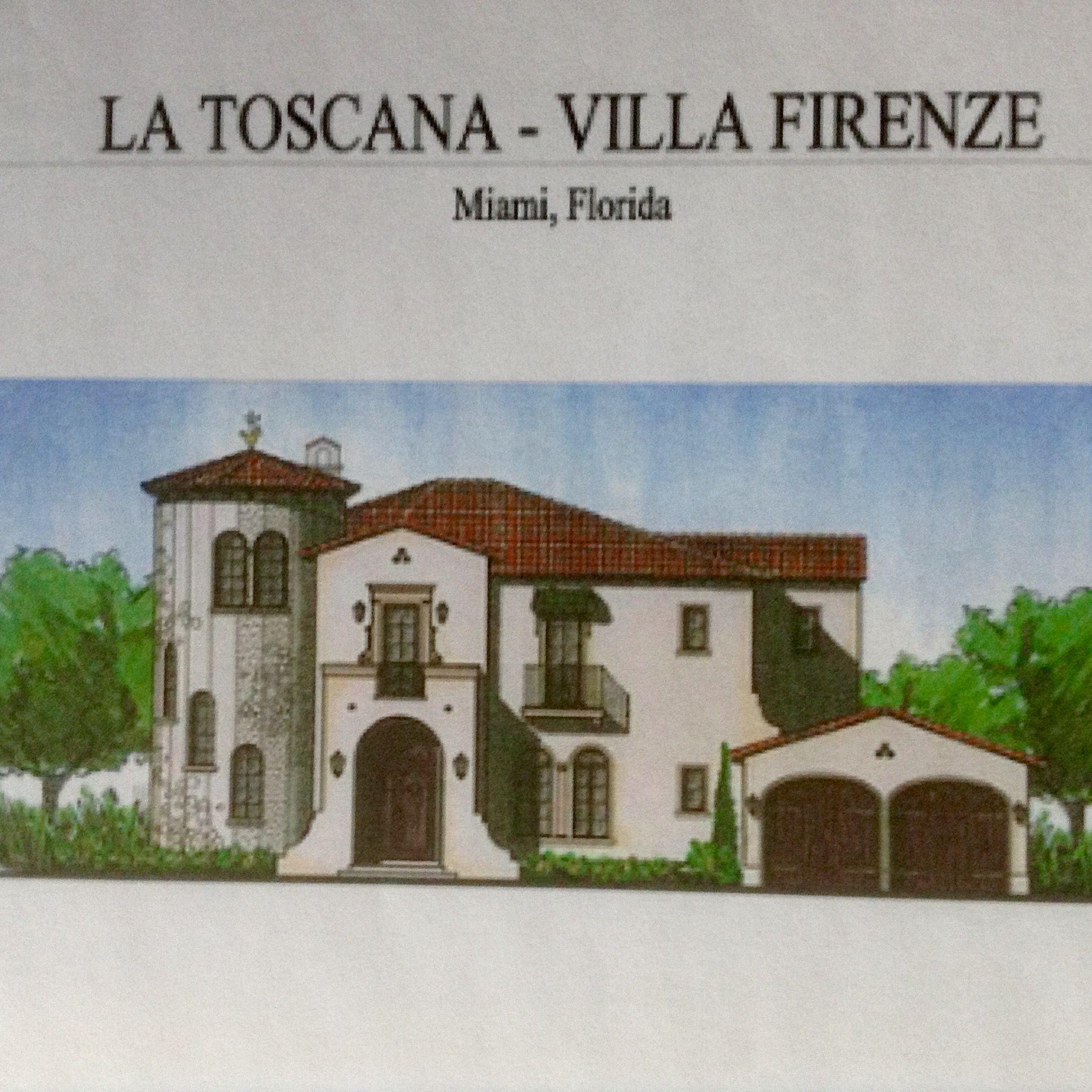 Villa Firenze La Toscana, 6960 SW 96 Ct, Miami, FL