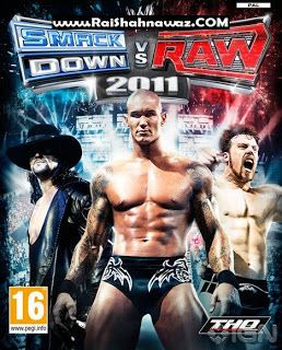 WWE Smackdown vs Raw 2011 Game Download For PS2