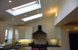 Kitchenrooflights 318×205  Dislike Kitchen Design Brilliant Kitchen Design Sheffield Design Ideas