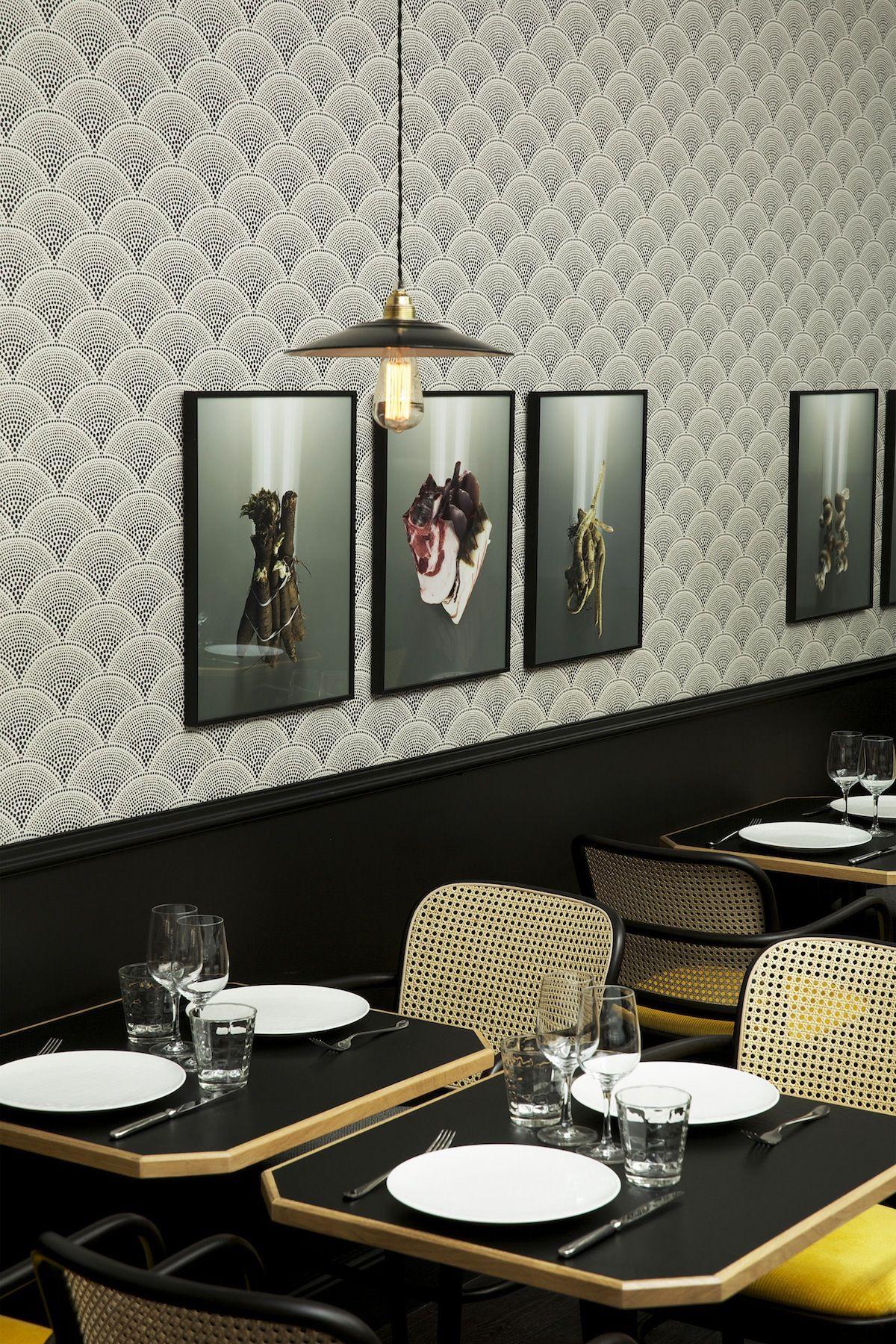 Manger Paris Marie Deroudilhe Pinterest Restaurant Papier
