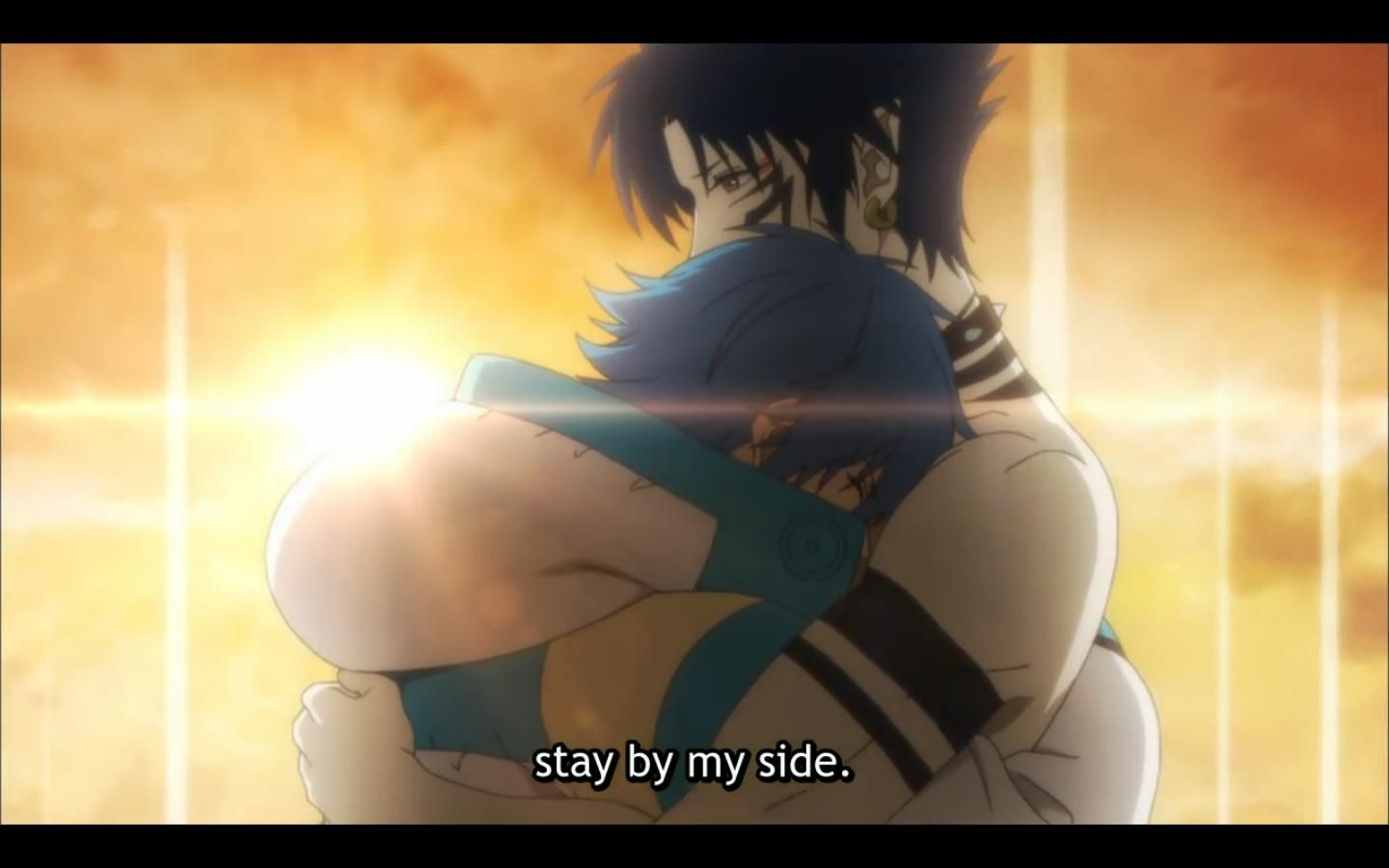 Aoba and human Ren in Aoba's mind | Murder of the DRAMAtical Variety ...