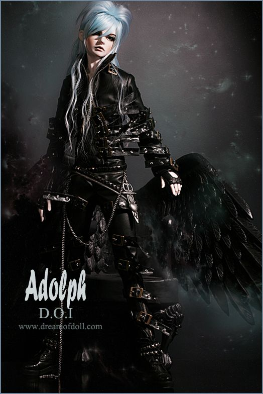 D.O.D DOLL 【即納】Adolph *デフォルトメイク *お洋服付き | 総合ドール専門通販サイト - DOLKSTATION(ドルクステーション)